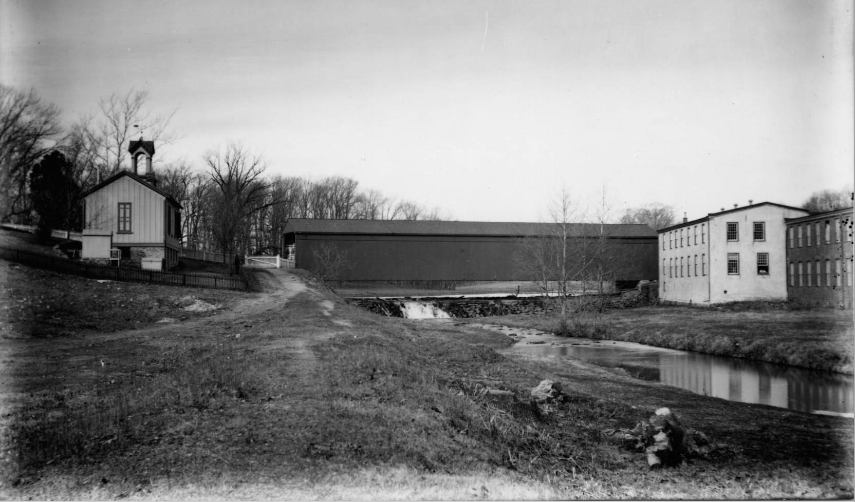 Tabor Covered Bridge