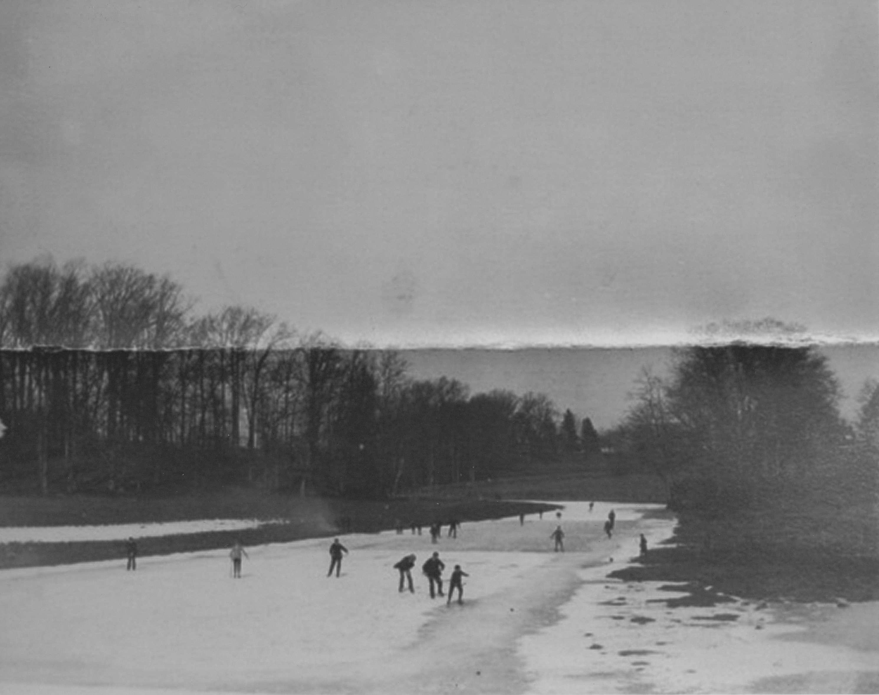 Tacony Creek Skating