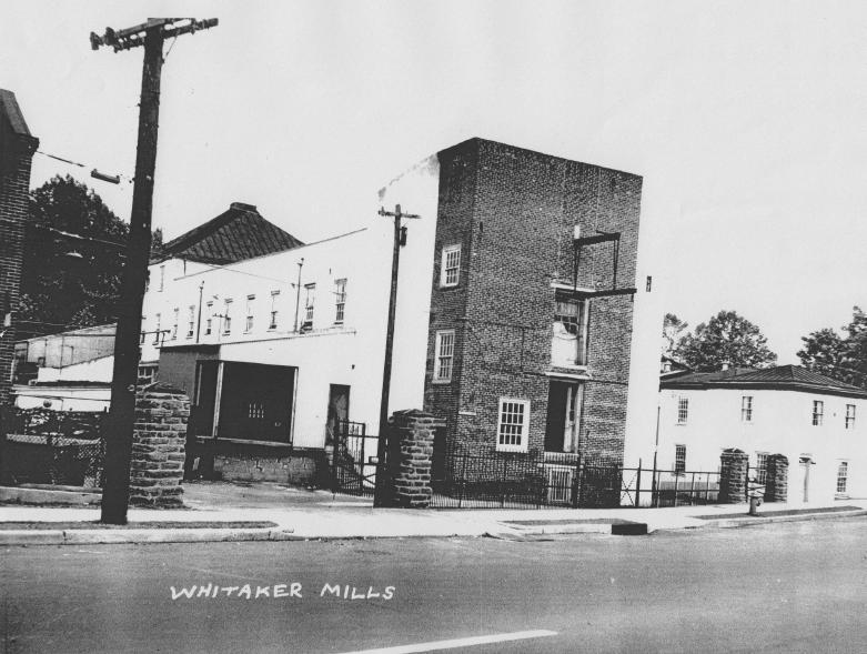 Whitaker Mills