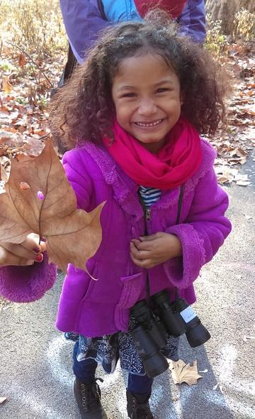 girl with leaf cr1