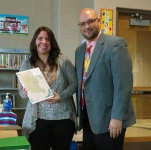 TTF's Doryán and Principal Perez