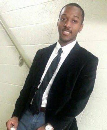 Photo of TTF intern John Burton.
