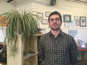 Meet Arcadia intern, Joe – TTF Watershed