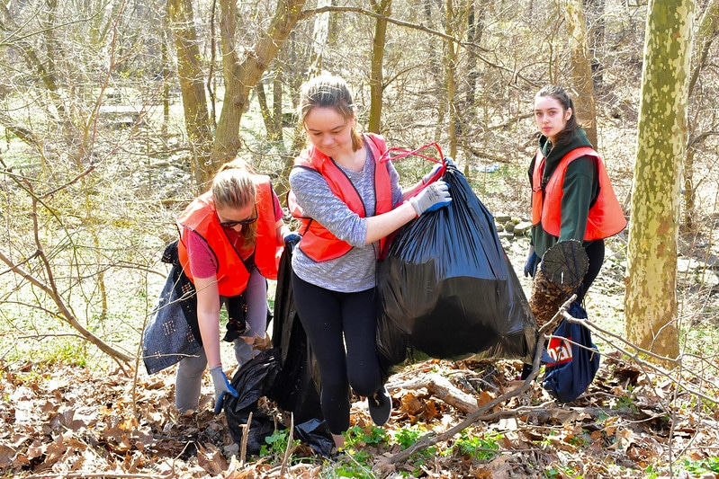 TTF watershed cleanup