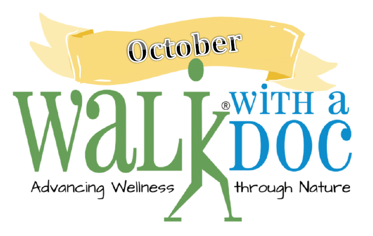 Oct. Walk with a Doc photo